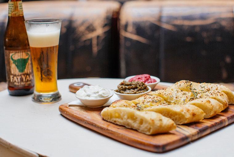 Bar menus
